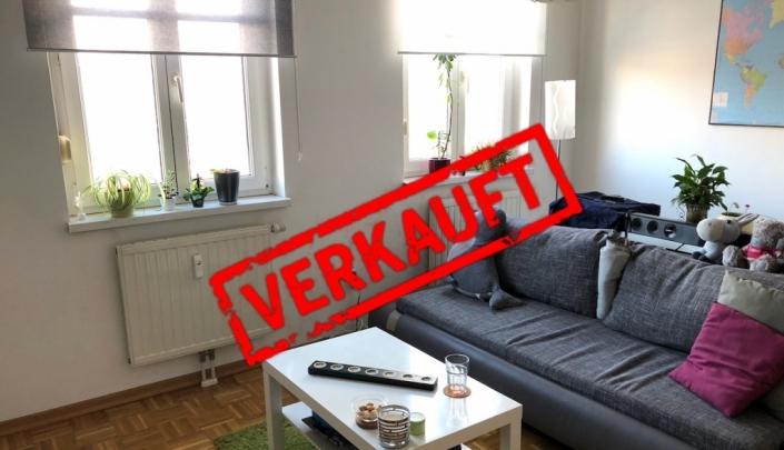 Bestens vermietete Stadtwohnung mit Balkon für Anleger - 8200 Gleisdorf / Stadt