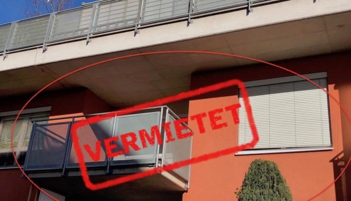 Barrierefreie geräumige Mietwohnung mit Tiefgararge und Balkon mit Blick in den Park  8200 Gleisdorf - Stadt.