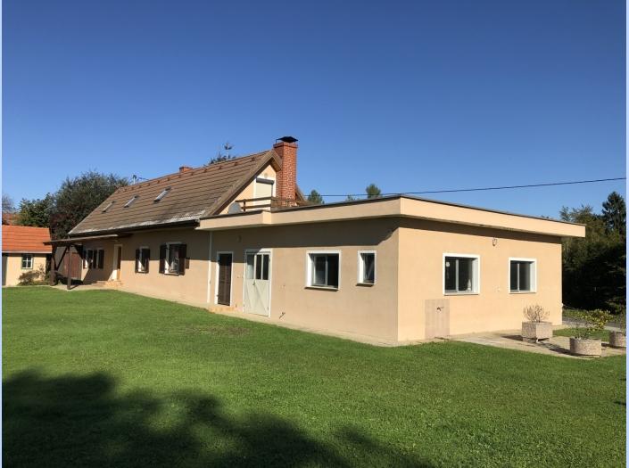 Gemütliches Eigenheim in Ruhelage mit ausreichend Lager- und Freiflächen rd. 13.300 m² Grund – 8504 Dobl - Zwaring