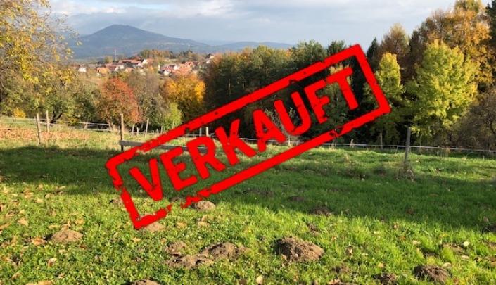 BAUGRUND MIT FERNBLICK nahe Gleisdorf  8211 Prebuch