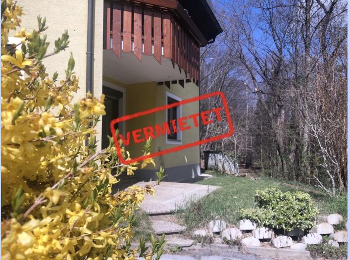 Barrierefreie Wohnung mit Terrasse, Garten und  Waldblick - 8301 Laßnitzhöhe