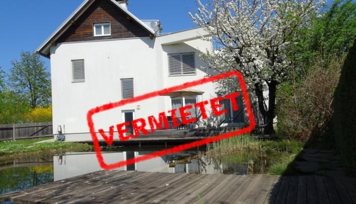 Stadthaus auf 3 Wohnebenen mit Terrassenbereichen und Schwimmteich 8160 Weiz – Stadt