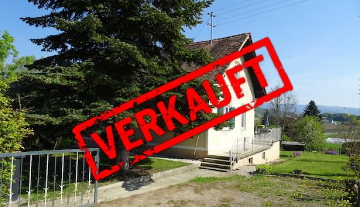 Haus mit großzügiger Grünfläche, Terrasse und Fernblick 8160 Weiz / Krottendorf